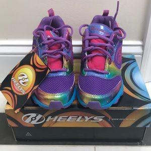 New in box Heelys sneakers size 3